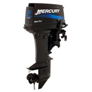 Лодочный мотор Mercury ME 25 ML SeaPro