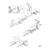 Дроссель и механизм переключения передач (переключение сбоку на корпусе) 38255