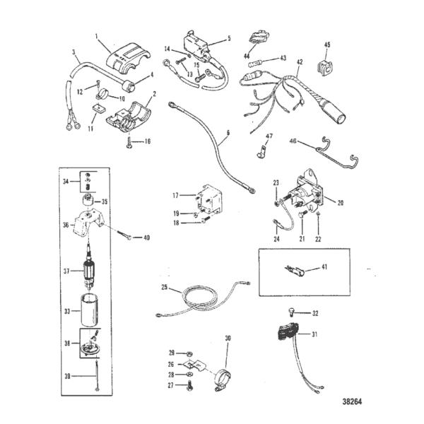 Электрические компоненты 38264