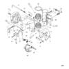 Хомут и поворотный кронштейн 5332
