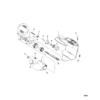 Корпус редуктора (Propshaft-Design II-Refer to вертикальный вал Drawing) 21894