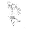 Ручной механический стартер (Модель II) 21878