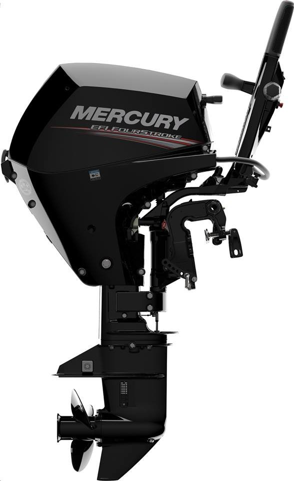 MERCURY F10MH REDTAIL
